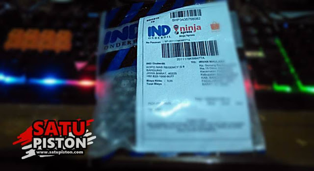 Unboxing & Review Karet Kopling IND Onderdil, Alternatif Persamaan Karet Kopling Byson