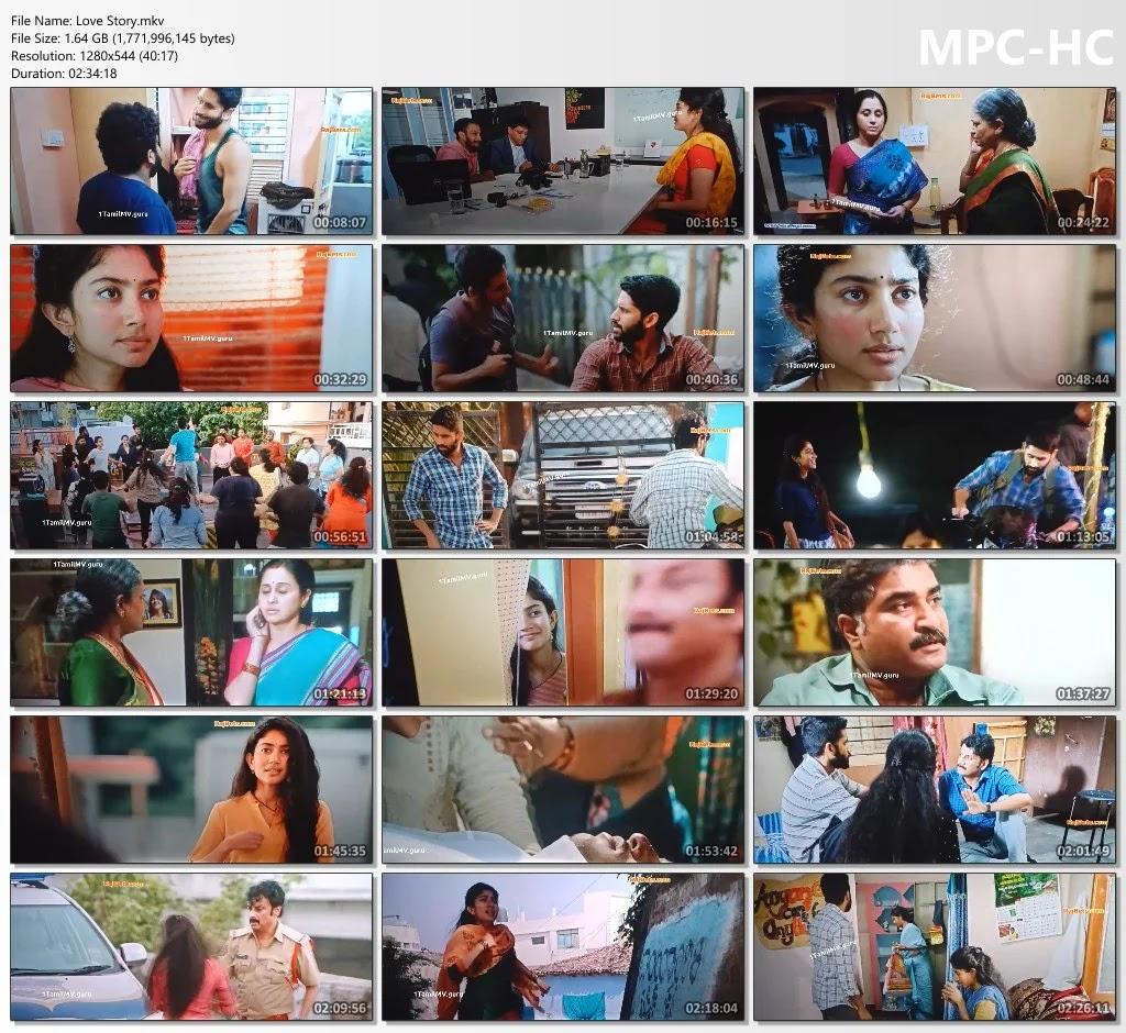 Love Story movie Download tamilyogi