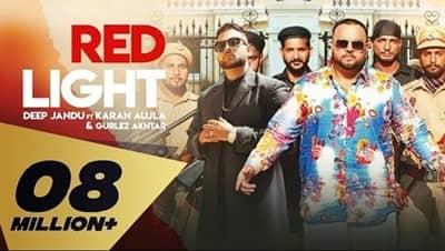 red light lyrics karan aujla