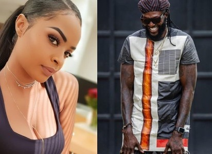 Emmanuel Adebayor And Dillish Mattews Unfollow And Delete Each Other's Photos On IG