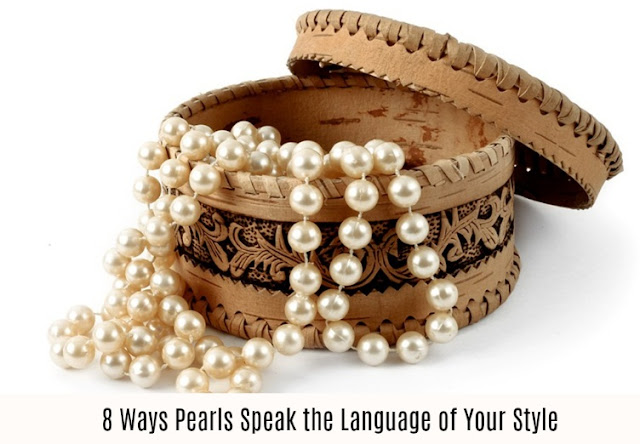 8 Ways Pearls Speak the Language of Your Style