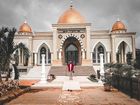 Akhir Pekan di Masjid Al-Kautsar Tanjung Jabung Timur