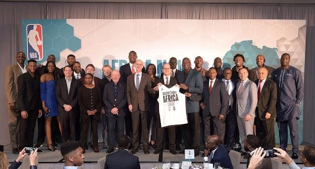 BASKET ET INCLUSION   La NBA et BAL main dans la main
