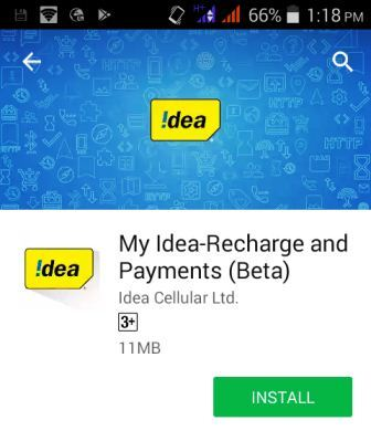 My idea payment download