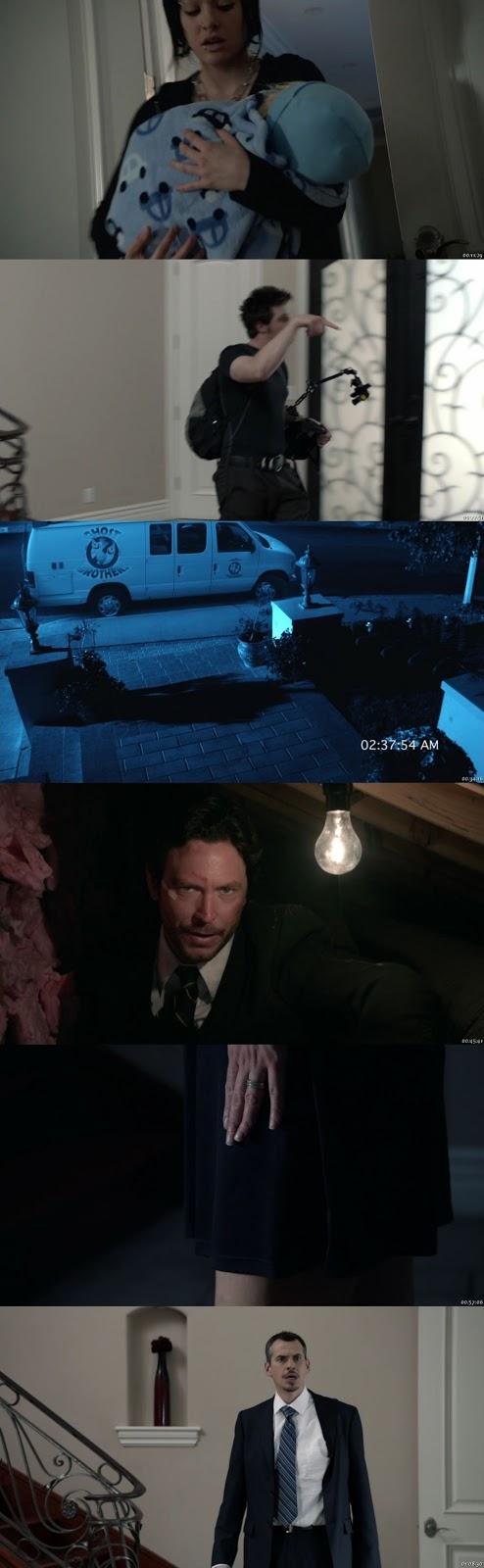 30 Noches De Actividad Paranormal 1080p HD MKV Latino