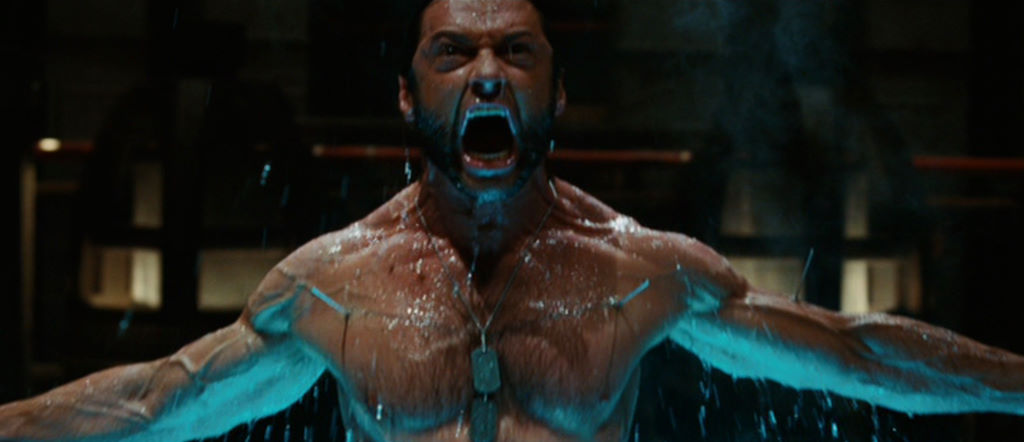 Stellar four what a shirtless thor means for female - Wolverine cgi ...
