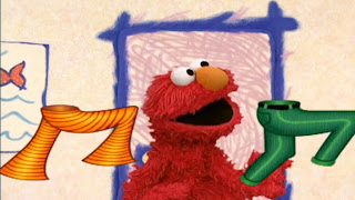 Elmo's World Getting Dressed