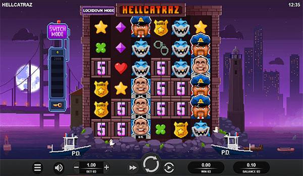 Main Gratis Slot Indonesia - Hellcatraz Relax Gaming