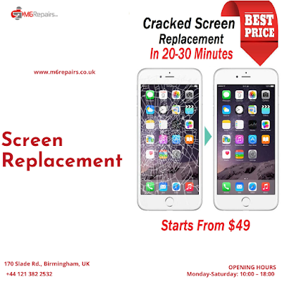 Mobile Screen Replacement