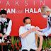 Vaksinasi COVID-19 Perdana, Jokowi: Akan Dilakukan Di Seluruh Tanah Air