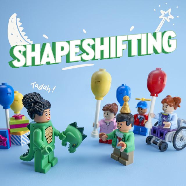 Campaña de LEGO para el pasado día de la madre