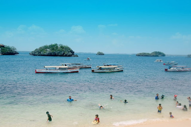 Hundred Islands in Pangasinan