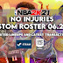 NBA 2K21 NO INJURIES CUSTOM ROSTER 06.25.21 CONFERENCE FINALS [FOR ALL VERSIONS OF 2K21]