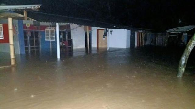 Hujan Deras Mengguyur! 6 Desa di Lombok Tengah Terendam Banjir, Paling Parah di Kuta Pujut