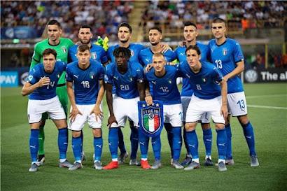 موعد مباراة ايطاليا و ليتوانيا من تصفيات كأس العالم 2022: أوروبا