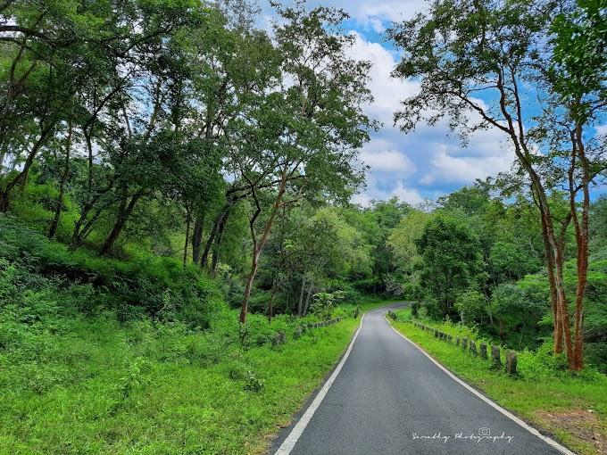 BR hills, Bellatha Resorvoir and Krishnakatte Dam