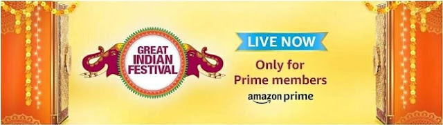 Amazon great Indian Fertival 2021