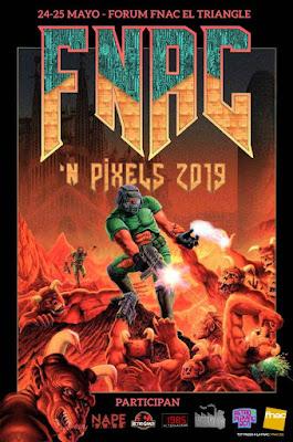 fnac'n pixels 2019