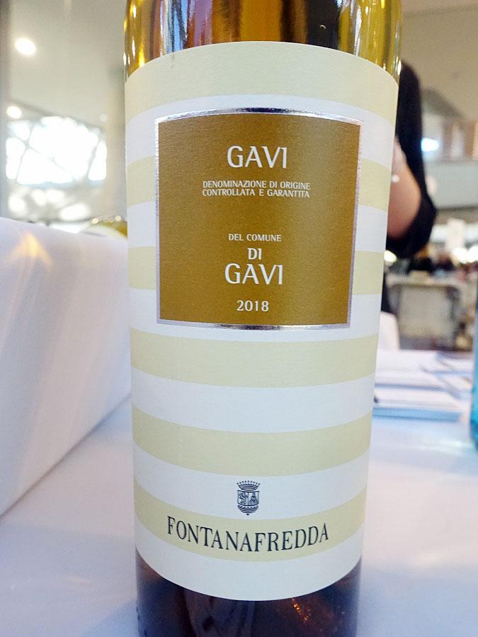 Fontanafredda Gavi di Gavi 2018 (89 pts)