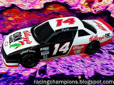 Terry Labonte #14 Kellogg's Corn Flakes Racing Champions 1/64 NASCAR diecast blog Hagan 1993