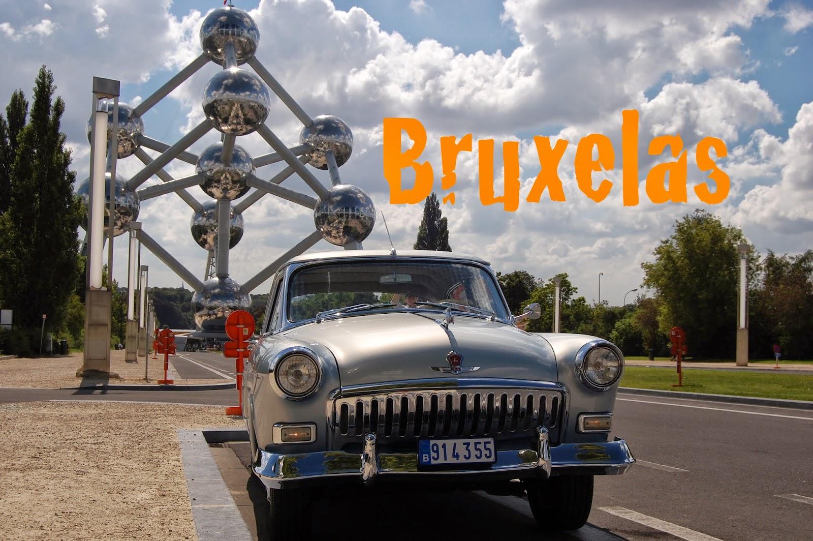 O que visitar em Bruxelas, Bélgica.