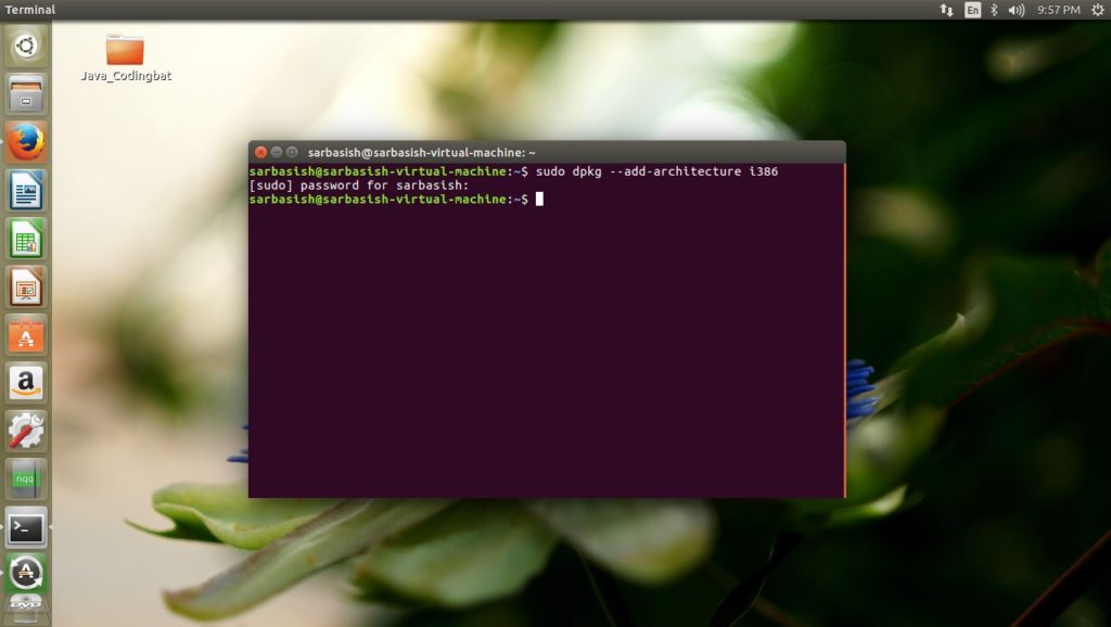 Installing Wine on Ubuntu