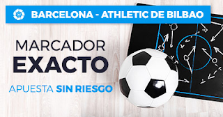 Paston Promoción: Liga Barcelona vs Athletic 18 marzo
