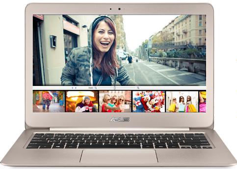 Inilah spesifikasi Laptop ASUS untuk Multimedia dan Desain Grafis