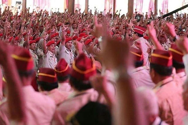 Petahana Panik, Gerindra: Kejatuhan Semakin Dekat