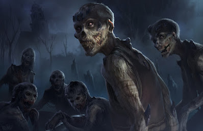Zombie (Amalanhig by Brian Valeza)
