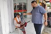 Hari Minggu, MTB dan M16 Tetap Salurkan Bantuan Sembako di Mataram