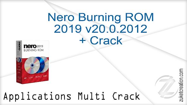 nero burning rom cracked version