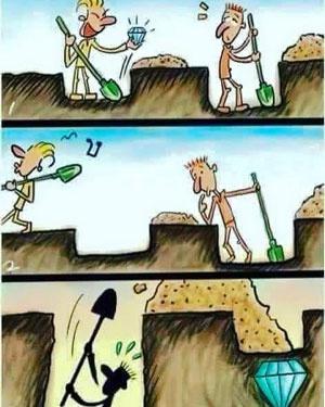 Başkalarının Başarısını Taklit Etme!