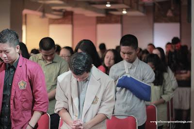Ibadah GBI Miracle Service Yogyakarta
