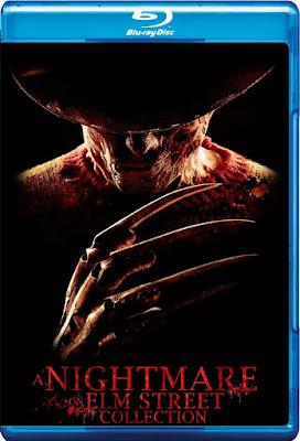 COMBO HD A Nightmare On Elm Street Coleccion DVD HD Dual Latino 5.1 + Sub 3xDVD5
