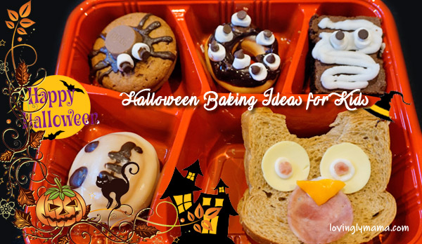 Halloween baking ideas for kids - BACNOBA - world bread day - bacolod city - mommy blogger - bacolod mommy blogger