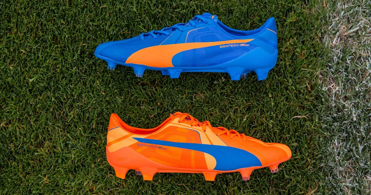 reputable site bac62 6058a Puma evoSPEED SL Tricks 2015-2016 Boots Released