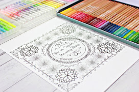 Subscribe to my Mailing List and receive a free Colouring Printable