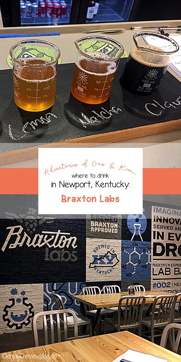 pinnable image of Braxton Labs