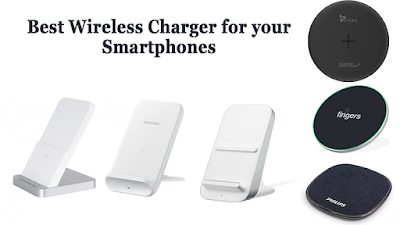 Best Wireless Charger for Smartphones
