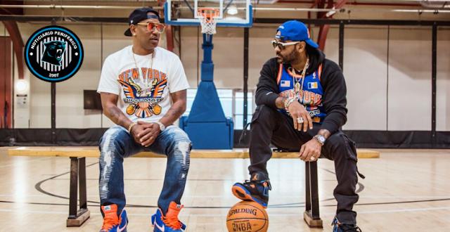 NBA REMIX | Com Cam-ron, Future, E-40, Big Sean, Marter P e outros, NBA lança nova linha de camisas