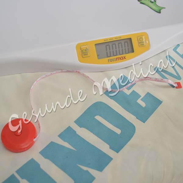 Timbangan Digital Elektrik Bayi Baby Weight Scale Rossmax WE300
