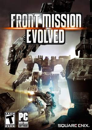 Front Mission Evolved PC [Full] Español [MEGA]