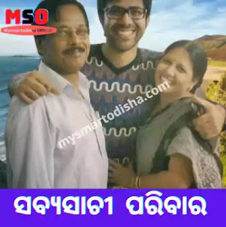 Sabyasachi Mishra Family