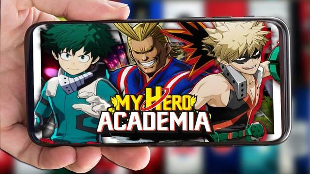 حصريا ! تحميل لعبة الأنمي الرهيب Boku no Hero Academia لمحاكي Nintendo 3DS للاندرويد 2020