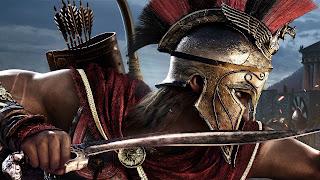 Assassin's Creed Odyssey PS Vita Wallpaper