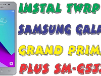 Root dan Instal TWRP Samsung Galaxy Grand Prime Plus SM G532F