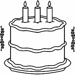 Kid Exam: Cool Coloring Pages of Cartoon Drawing Birthday ...
