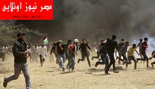 تقرير: اصابة أكثر من 250 طفلاً  فلسطينيا بالرصاص الحي في احتجاجات غزة منذ مارس 2018