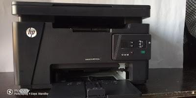 HP LaserJet MFP M125a | Máy in cũ | Máy in đa năng | Máy in Photocopy - Scan giá rẻ 2